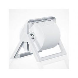 Συσκευή βιομηχανικού ρολλού 2kgr και 5kgr επιτοίχια, λευκή, πλαστική εξαιρετικής αντοχής.