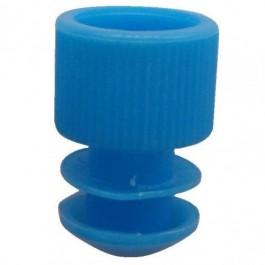 Πώμα για σωληνάρια στρογγυλά 10ml (Φ.16)  Συσκευασία: 200 τεμάχια