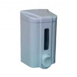Συσκευή για κρεμοσάπουνο πλαστική λευκή