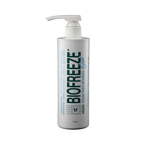 Biofreeze Gel 473ml με αντλία nikoretzos.gr
