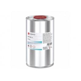 Καθαρή ακετόνη-ασετόν για εξωτερική χρήση σαν διαλύτης οργανικών χρωμάτων(βερνίκια κλπ) σε φιάλη 1lt.