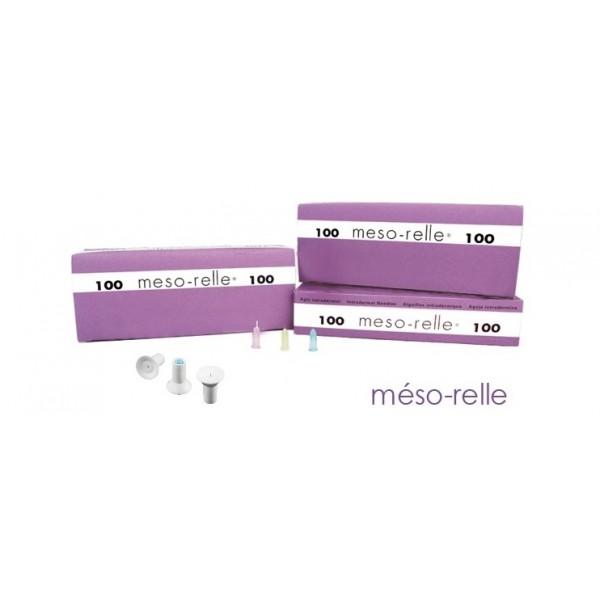 Υποδερμικές βελόνες μεσοθεραπείας μιας χρήσης