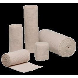 Επίδεσμος ελαστικός με υφασμένα άκρα και ελαστικότητα της τάξης του 85% περίπου. Χρησιμοποιείται ως επίδεσμος στήριξης και ανακούφισης, καθώς και ως αθλητικός επίδεσμος ή νάρθηκας.
