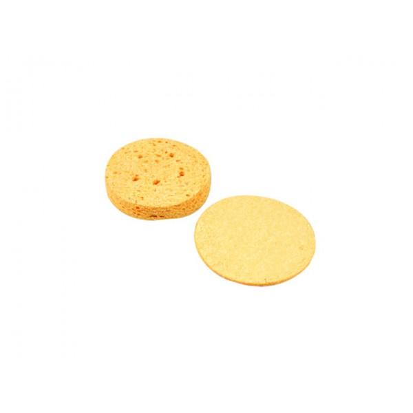 Σφουγγαράκι Αναρρόφησης διαμέτρου 40mm κατάλληλο για όλες τις συσκευές και χρήση με τη μικρότερη βεντούζα αναρρόφησης.