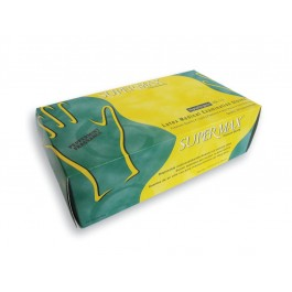 Γάντια εξεταστικά εξαιρετικής ποιότητας Supergloves μη αποστειρωμένα .